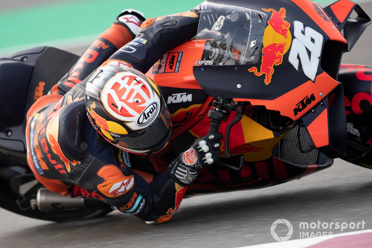 25º Dani Pedrosa, Red Bull KTM Factory Racing - 1:55.640