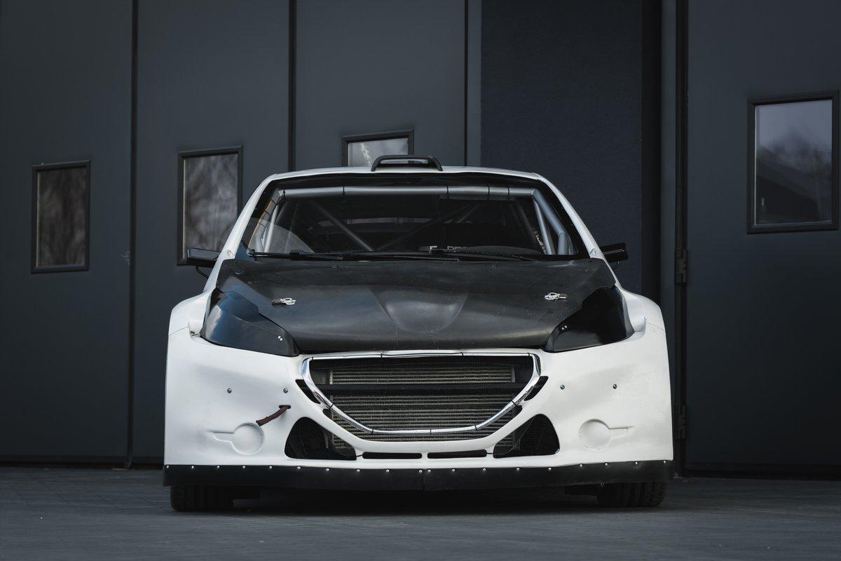 Peugeot 208 RX Supercar