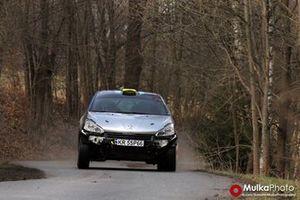 Błażej Gazda, Maciej Mikuliszyn, Peugeot 208 R2