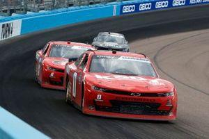 Jeffrey Earnhardt, JD Motorsports, Chevrolet TeamJDMotorsports.com, Ryan Vargas, JD Motorsports, Chevrolet Camaro TeamJDMotorsports.com