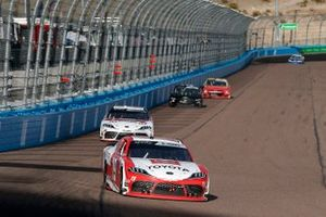 Brandon Jones, Joe Gibbs Racing, Toyota Supra Toyota, Harrison Burton, Joe Gibbs Racing, Toyota Supra DEX Imaging