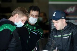 Chris Pike, Lucas Mahias, Kawasaki Puccetti Racing