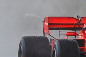Ferrari SF1000 rear wing