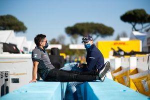 Mitch Evans, Jaguar Racing, Tom Blomqvist, NIO 333