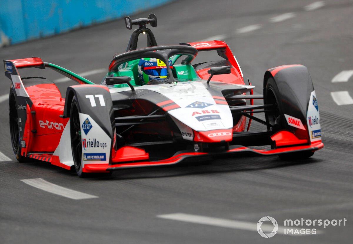Lucas Di Grassi, Audi Sport ABT Schaeffler, Audi e-tron FE07