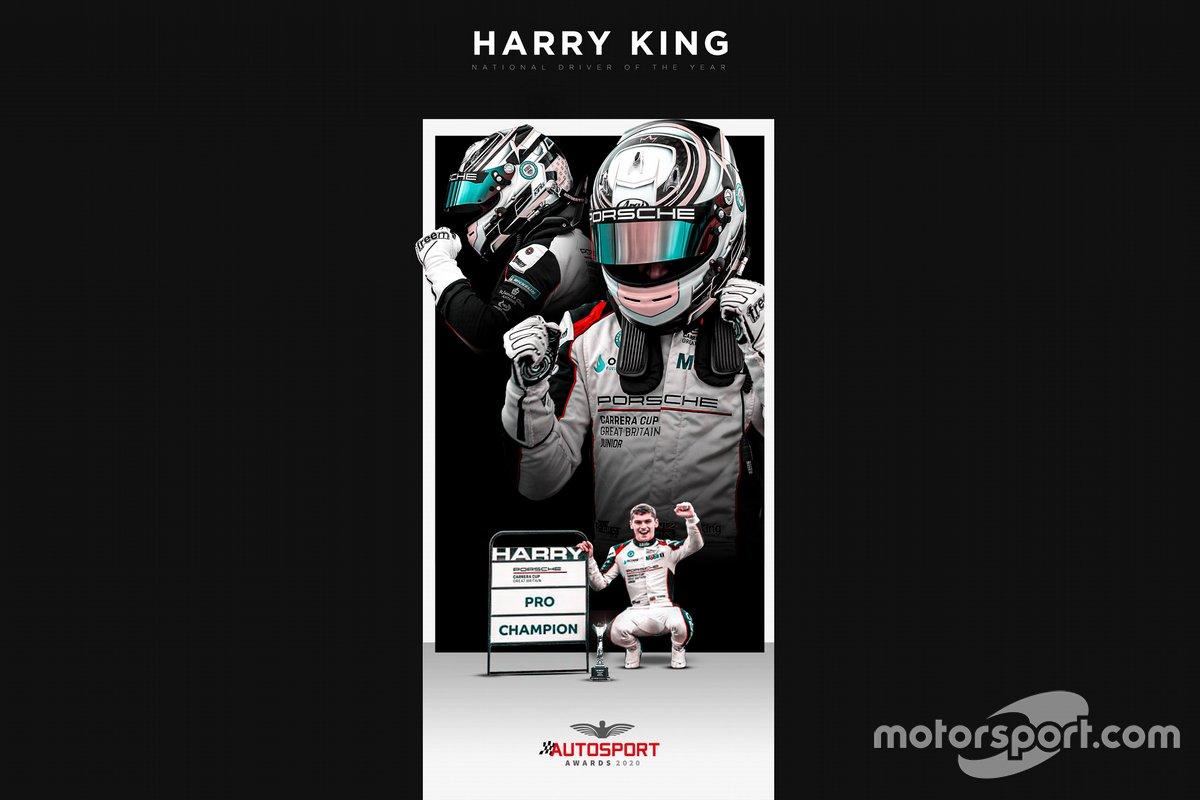 Harry King Autosport Awards