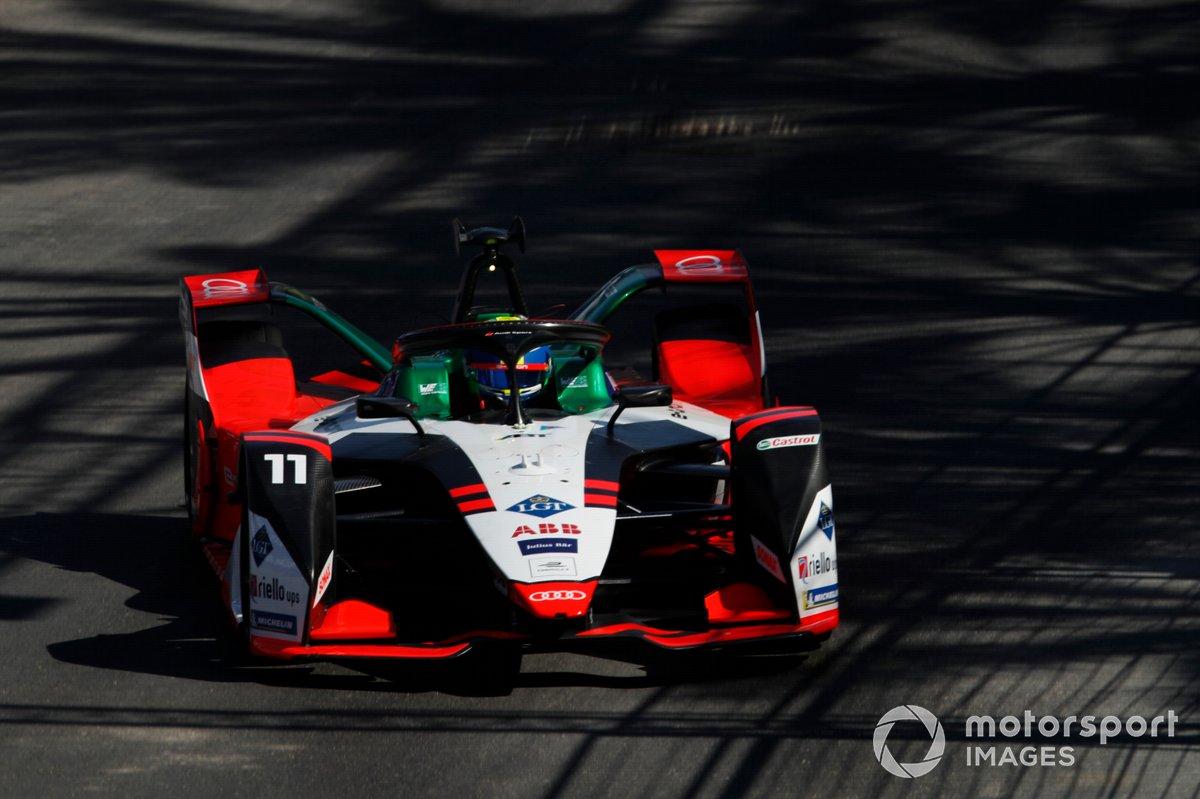 Lucas Di Grassi Audi Sport ABT Schaeffler, Audi e-tron FE07