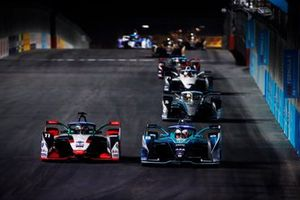 Lucas Di Grassi, Audi Sport ABT Schaeffler, Audi e-tron FE07, Oliver Turvey, NIO 333, NIO 333 001, Stoffel Vandoorne, Mercedes Benz EQ, EQ Silver Arrow 02