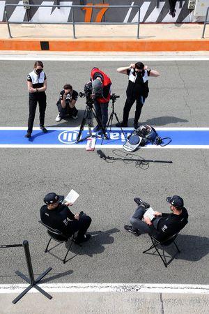 Pascal Wehrlein, TAG Heuer Porsche, André Lotterer, TAG Heuer Porsche