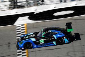 #57 Winward Racing Mercedes-AMG GT3, GTD: Maro Engel, Philip Ellis, Indy Dontje, Russell Ward