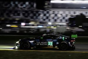 #23 Heart of Racing Team Aston Martin Vantage GT3, GTD: Ian James, Darren Turner, Ross Gunn, Roman De Angelis