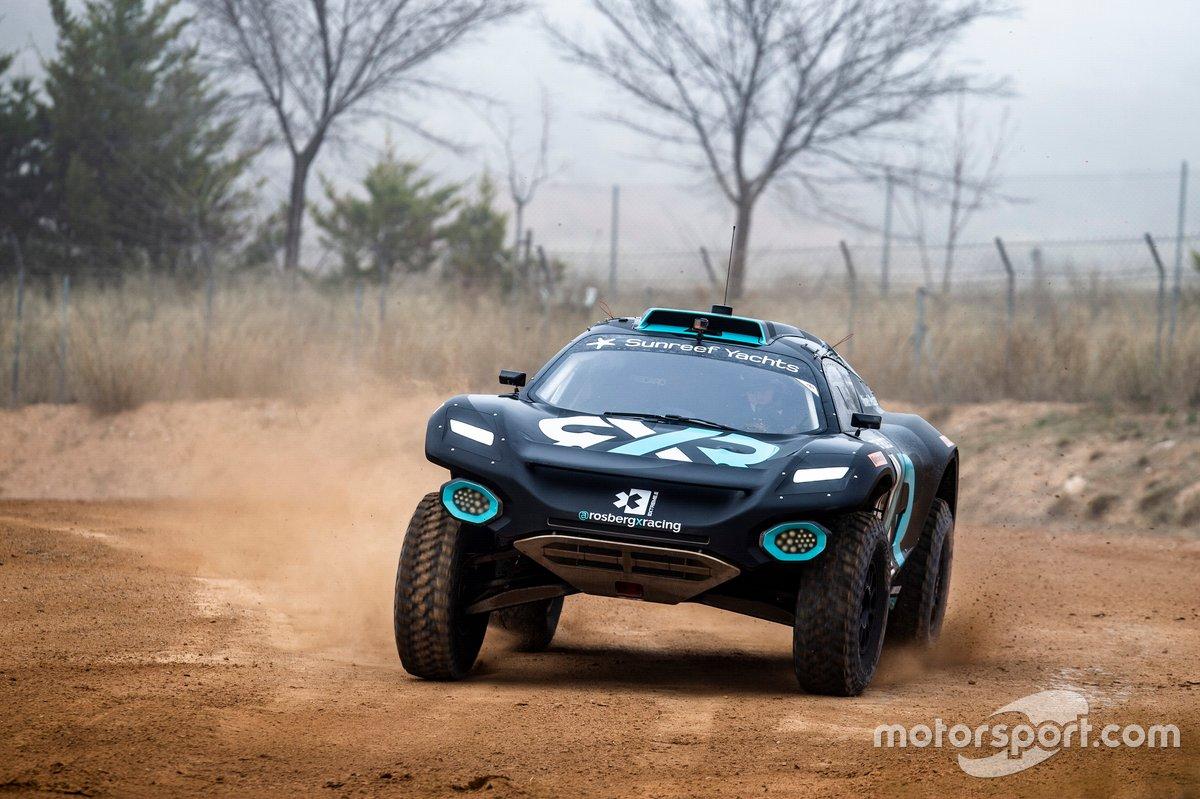 Rosberg Xtreme Racing
