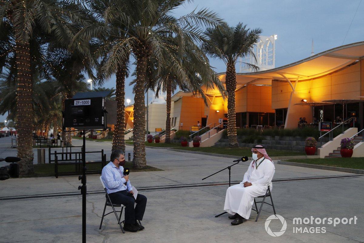 Il HRH Principe Salman bin Hamad Al Khalifa