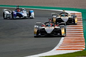 Jean-Eric Vergne, DS Techeetah, DS E-Tense FE20 Antonio Felix Da Costa, DS Techeetah, DS E-Tense FE20, Maximilian Gunther, BMW i Andretti Motorsports, BMW iFE.21