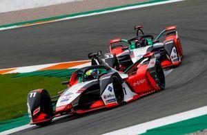 Lucas Di Grassi, Audi Sport ABT Schaeffler, Audi e-tron FE07 Rene Rast Audi Sport ABT Schaeffler, Audi e-tron FE07