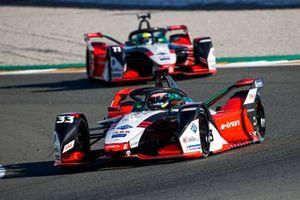 Rene Rast, Audi Sport ABT Schaeffler, Audi e-tron FE07, Lucas Di Grassi, Audi Sport ABT Schaeffler, Audi e-tron FE07