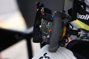 Triple Eight GT style Supercars steering wheel