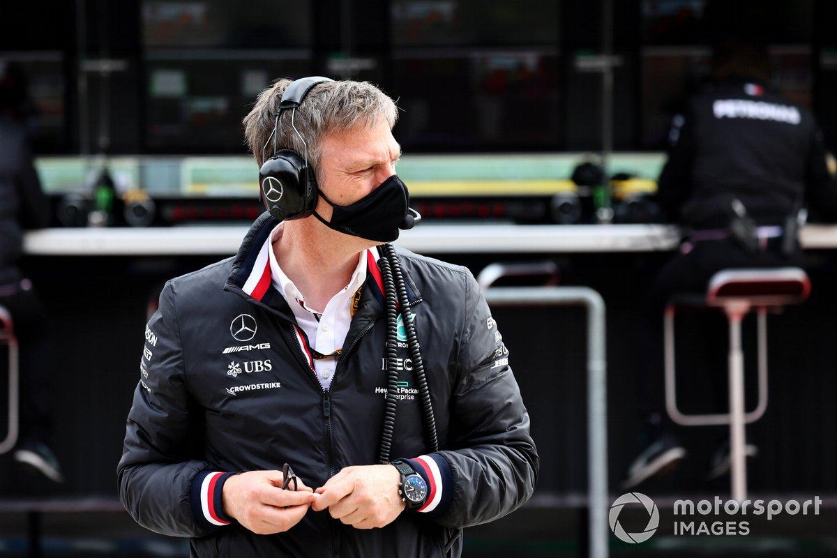 James Allison, Director Técnico de Mercedes AMG