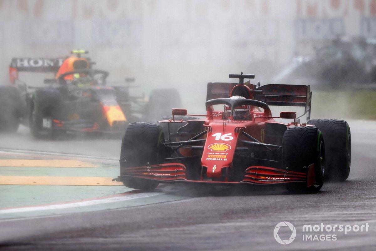 Charles Leclerc, Ferrari: 9 puan