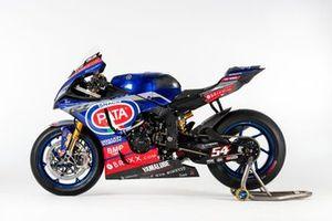 Yamaha YZF-R1 für die Superbike-WM 2021