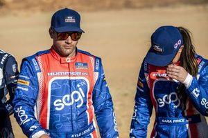 Kyle Leduc, Chip Ganassi Racing et Sara Price, Chip Ganassi Racing