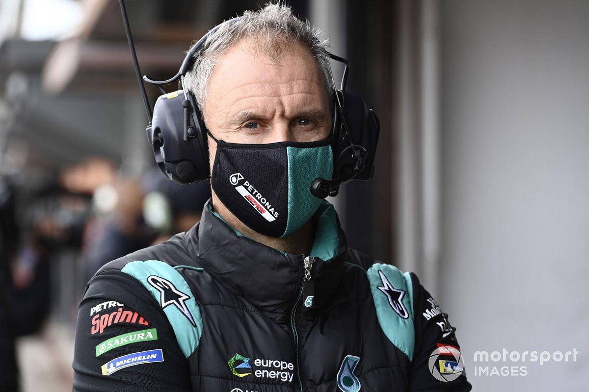 Wilco Zeelenberg, Petronas Yamaha SRT team manager