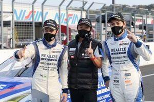 Kiyoto Fujinami, Joao Paulo de Oliveira, #56 Kondo Racing Nissan GT-R NISMO GT3