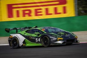 #54 Johan Kraan Motorsports, Lamborghini Huracan ST Evo: Milan Teekens, Maxime Oosten