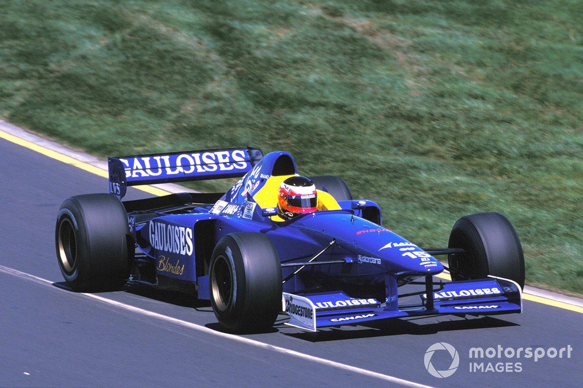 中野信治(1997年オーストラリアGP)