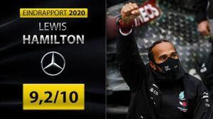 Eindrapport Formule 1 2020: Lewis Hamilton, Mercedes