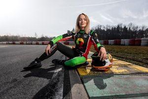 Agnieszka Załęcka, Mateusz Pawłowski, Ford Fiesta Rally3