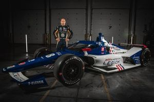 Tony Kanaan, Chip Ganassi Racing Indy 500 American Legion livery