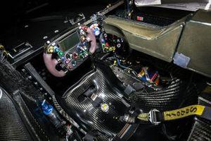 Toyota GR010 Hybrid kokpit detay