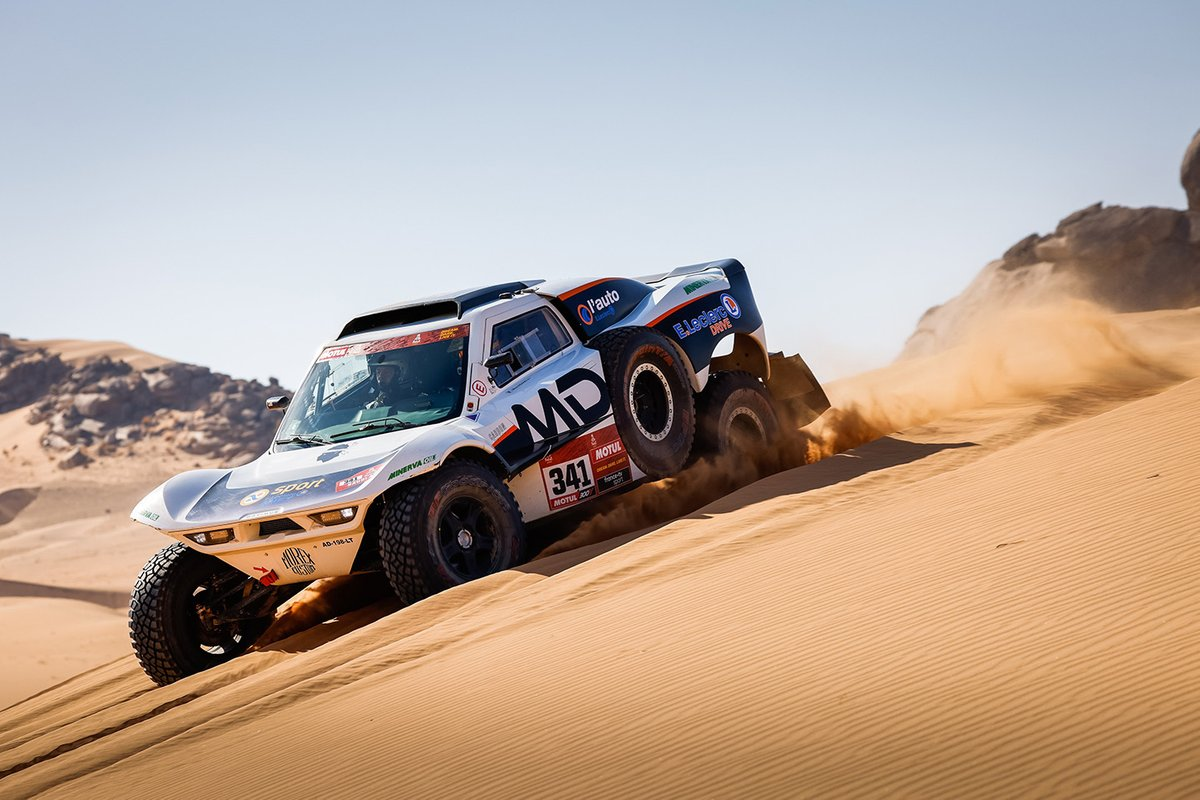 #341 MD Rallye: Michael Pisano, Max Delfino