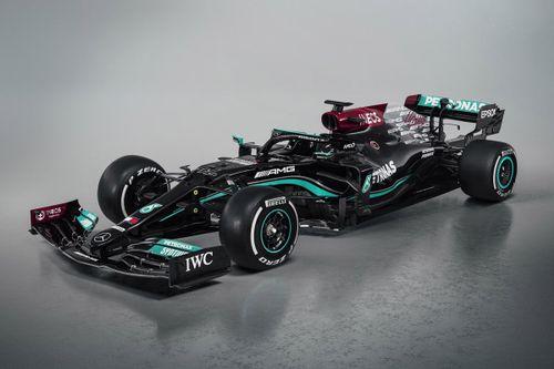 Presentazione Mercedes