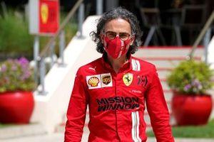 Laurent Mekies, Ferrari Racing Director