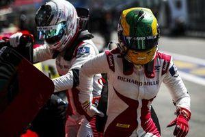 #1 Richard Mille Racing Team Oreca 07 - Gibson: Beitske Visser