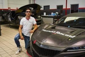 Jacopo Guidetti, JAS Motorsport, Nova Race, Honda NSX GT3