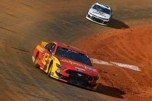 Ryan Blaney, Team Penske, Ford Mustang Advance My Track Challenge