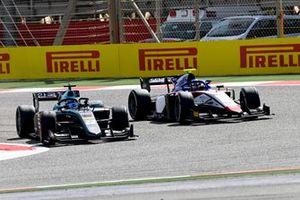 Matteo Nannini, HWA Racelab and Guilherme Samaia, Charouz Racing System