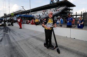Graham Rahal, Rahal Letterman Lanigan Racing Honda, Eddie Jones