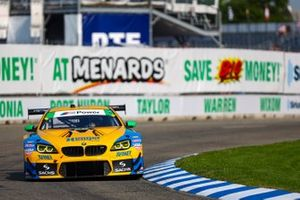 #96 Turner Motorsport BMW M6 GT3, GTD: Bill Auberlen, Robby Foley