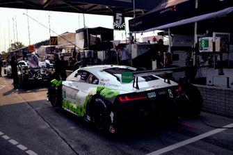 #8 Starworks Motorsport Audi R8 LMS GT3, GTD: Parker Chase, Ryan Dalziel