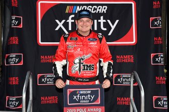 Pole Cole Custer, Stewart-Haas Racing