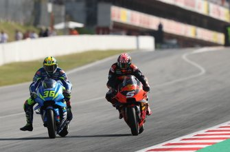 Joan Mir, Team Suzuki MotoGP, Johann Zarco, Red Bull KTM Factory Racing