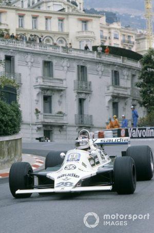 Carlos Reutemann, Williams FW07B Ford