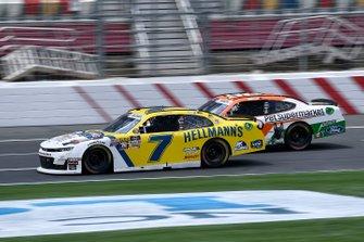 Justin Allgaier, JR Motorsports, Chevrolet Camaro Hellmann's Real Mayonnaise & Ketchup