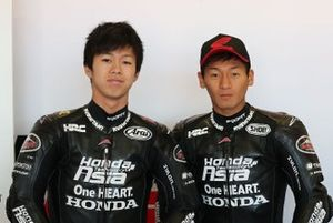Ai Ogura, Honda Team Asia, Kaito Toba, Honda Team Asia