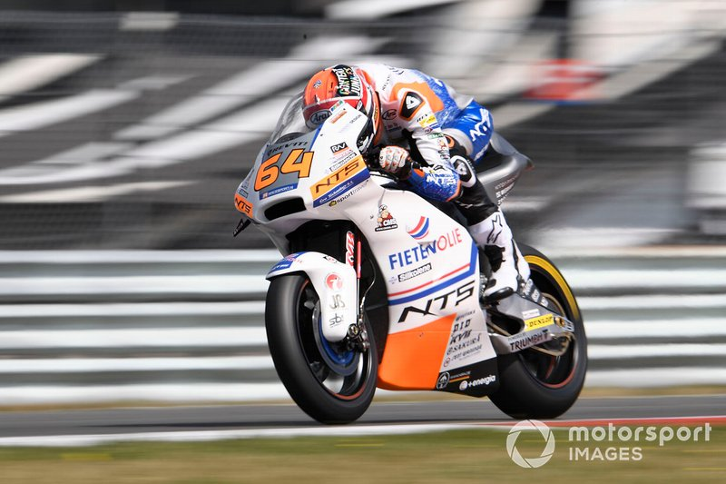 Bo Bendsneyder, RW Racing GP