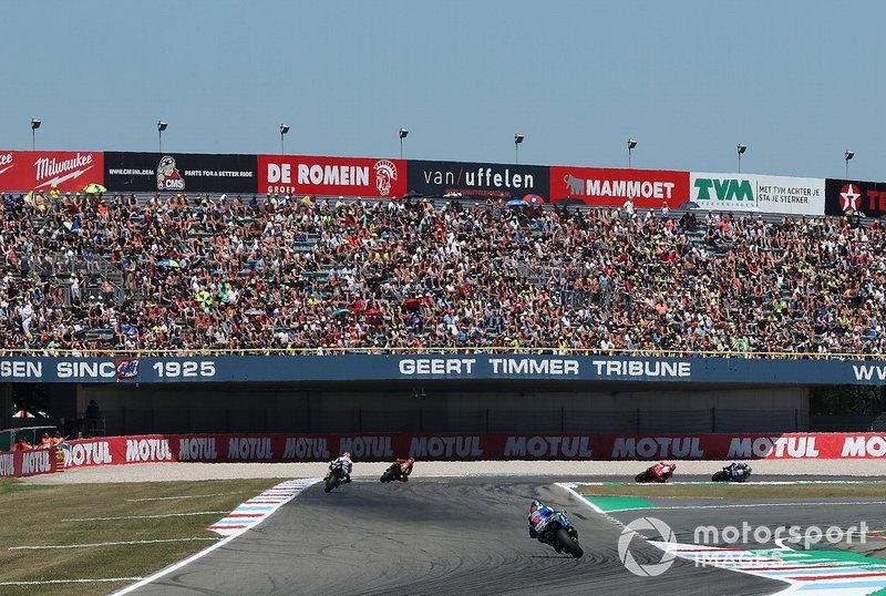 A MotoGP cancelou oficialmente os GPs da Alemanha, Holanda e Finlândia. Para a Holanda, significa que o GP não fará parte do calendário da MotoGP pela primeira vez nos 71 anos de história do mundial